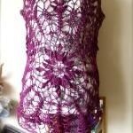 Summer Lace Crochet Top - MADE TO O..